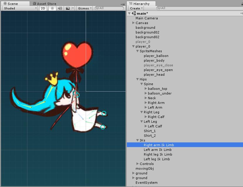Unity5で簡単なゲームを作ろう! 最終回   株式会社ヘキサ