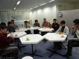 2010年12月誕生日会-東京